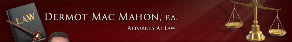 Dermot Mac Mahon, PA Attorney at Law